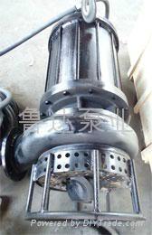 耐磨矿浆泵/矿渣泵/矿用泵  3