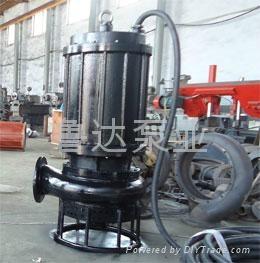 耐磨大功率砂浆泵 、泥浆泵  3