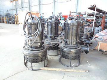 耐磨大功率砂浆泵 、泥浆泵  5