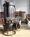 耐磨大浓度泥沙泵、灰渣泵