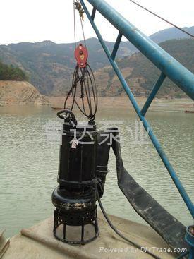 耐磨潜水泥砂泵  1