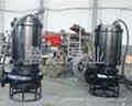 莱芜鲁达耐磨抽泥泵  3