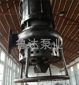 莱芜鲁达耐磨泥浆泵 2