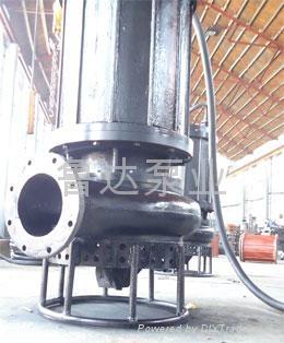鲁达大流量高效抽沙泵 1