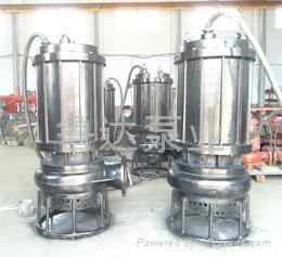 鲁达大流量高效抽沙泵 5