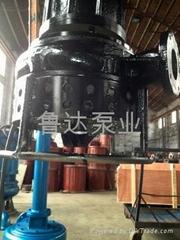 莱芜鲁达大浓度渣浆泵