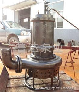 莱芜鲁达高效煤渣泵 3