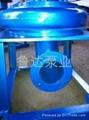 管道式耐磨增压泵  3