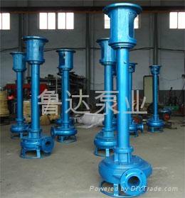 鲁达耐磨立式泥砂泵 1