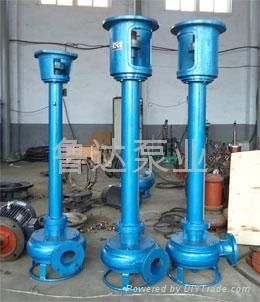 鲁达耐磨立式泥砂泵 2