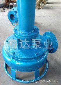 鲁达耐磨立式泥砂泵 3