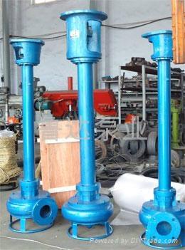 鲁达耐磨立式泥砂泵 4