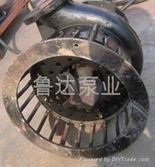 挖掘机液压泥砂泵
