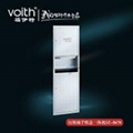 福伊特圓形鋼化玻璃卷紙盒VT-8631福伊特品牌 2