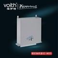 福伊特圆形钢化玻璃卷纸盒VT-8631福伊特品牌 3