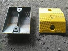 橡胶减速带  铸钢减速带