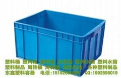 青岛塑料箱505型