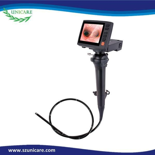 Flexilbe video endoscopes compare with fiber optic olympus bronchoscope 1