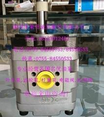 不二越齿轮泵IPH-2B-8-11