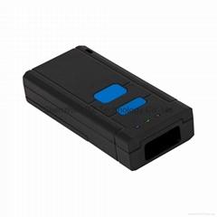 迷你藍牙CCD條碼掃描器手機電腦屏幕掃描器