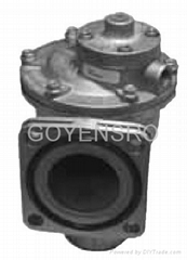 GOYEN FS型法兰连接电磁脉冲阀