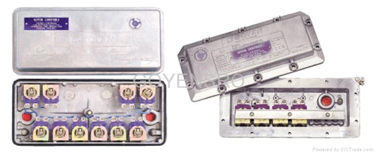 GOYEN 防護等級電磁導閥組裝盒 1