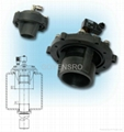 Mecair 400 Series Diaphragm Valves