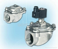 Mecair 200 Series AISI (Stainless Steel Valves)
