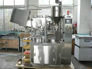 SGF-50全自動塑料軟管灌裝封尾機 1