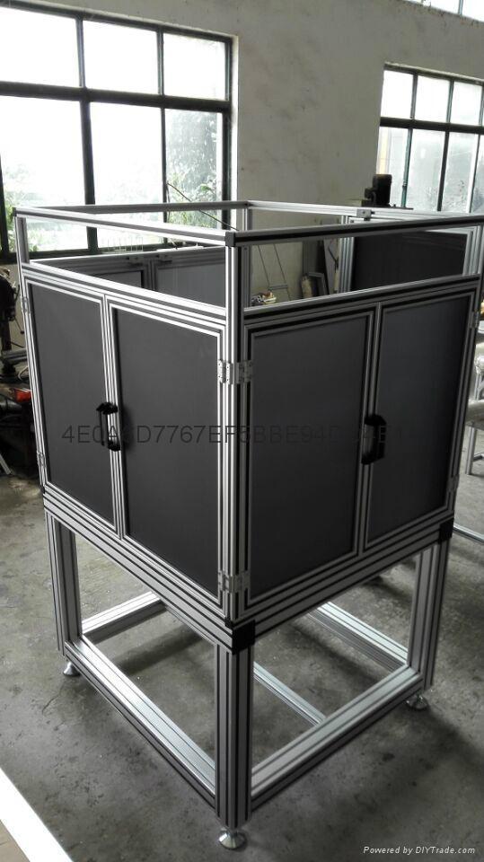 柯宾铝型材工业框架8080 1