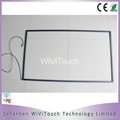 "15""-300"" IR multi touch screen frame"