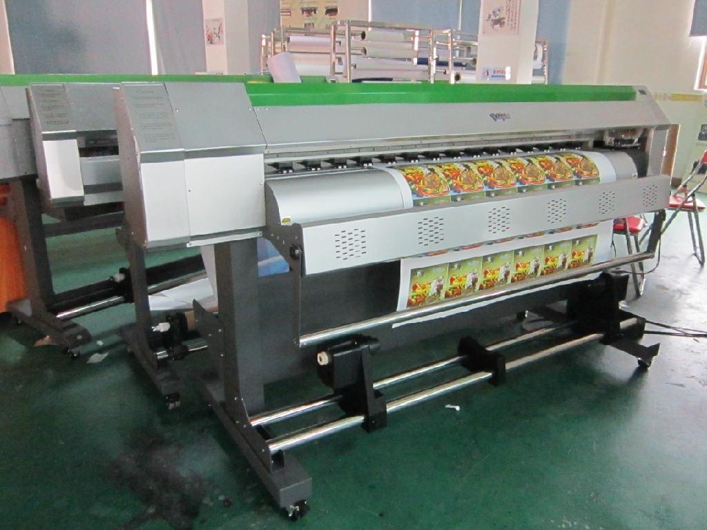 5 feet eco solvent printer 4