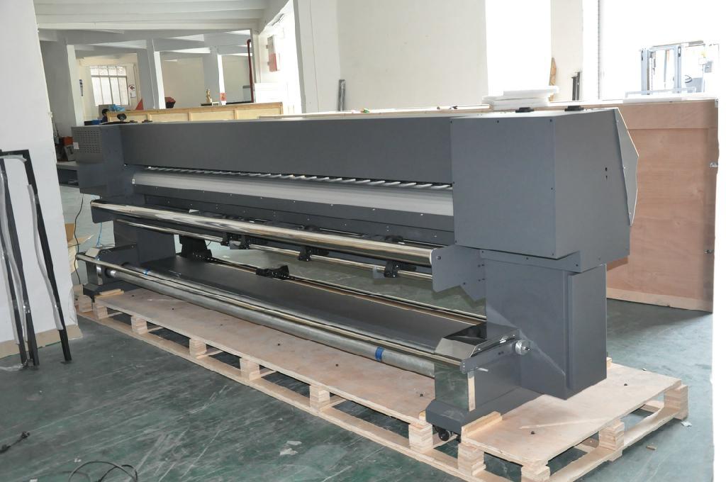 10 feet eco solvent printer 5