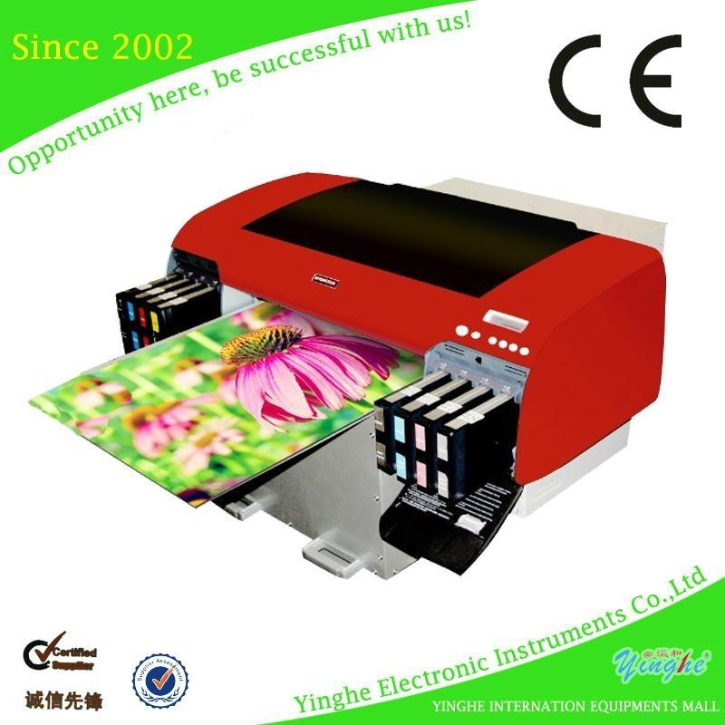 YH-4280 UV Flatbed Printer 1