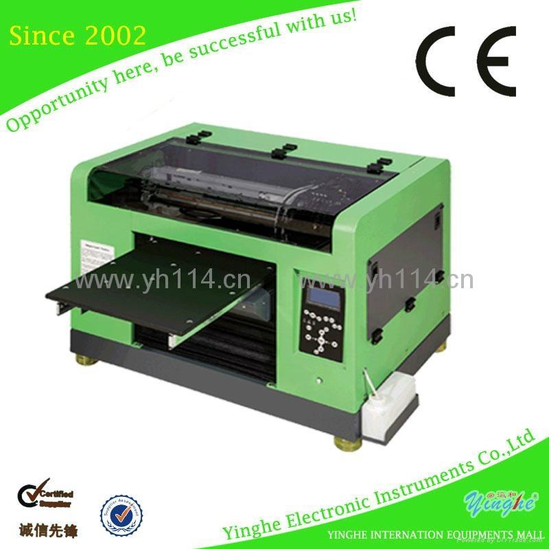 UV Flatbed Printer YH-3338 1