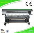 YH-1600S ECO solvent printer 1