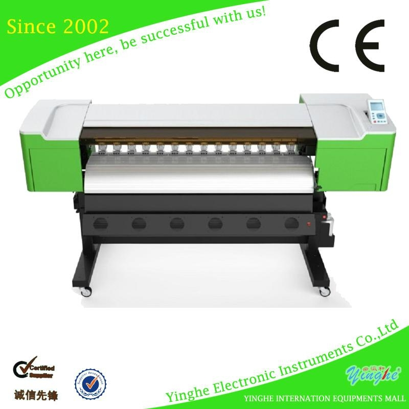 Eco-Solvent Printer and Cutter Machine 1