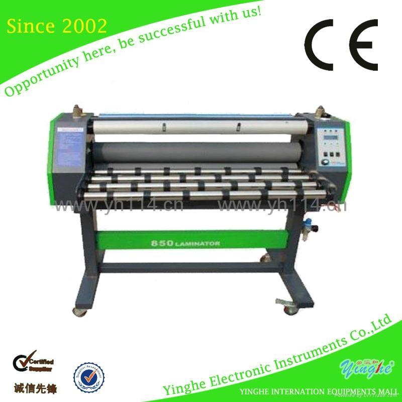 Flatbed laminator machine YH-850B3 1