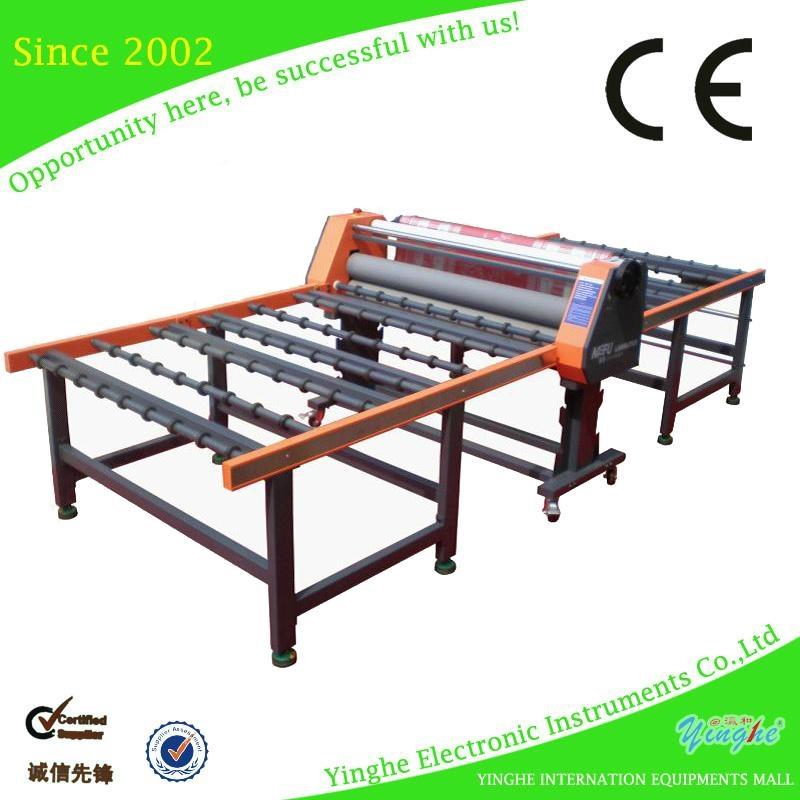 Multifunction Flatbed Laminating Machine  1