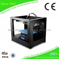 Metal case 3D printer