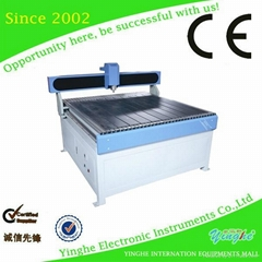 YH-1225 CNC Routercutting, carving wood, plastic and marble