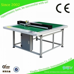 Composite Sample Plotters and Cutting Machine YH-0912E