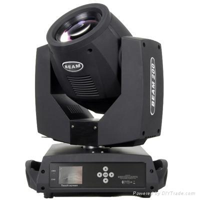 5R 200W Sharpy beam moving head light 1