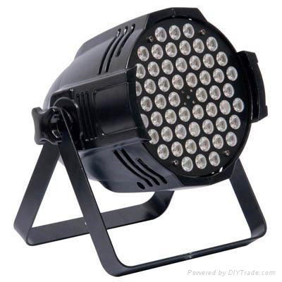 54x3W RGBW Led Par Light indoor 1
