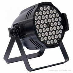 54x3W RGBW Led Par Light indoor