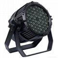 54x3W Outdoor Led Par rgbw Dmx Stage