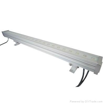 24x3W RGB 3 in 1 led light bar led lighting outdoor 1