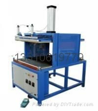 Cushion/Pillow compressing & packaging machine