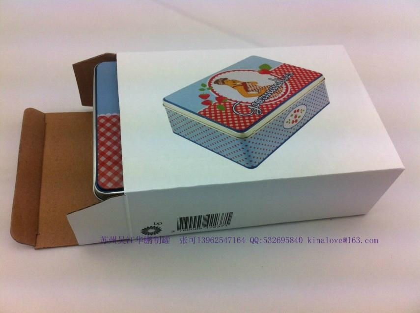 food tin box for cookie 5