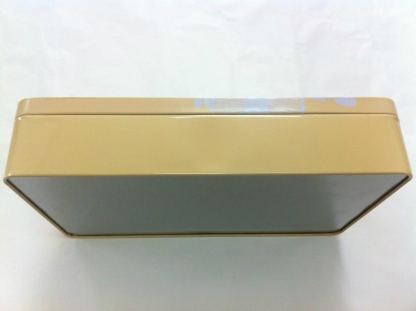 縮口月餅鐵盒 2
